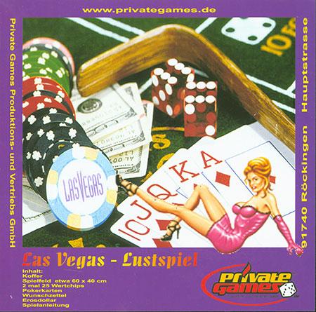 Las Vegas Lustspiel - Geld oder Liebe