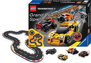 Lego racers grand prix merken erfordert login