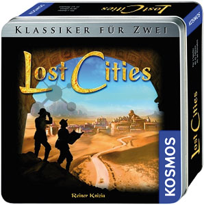 Lost Cities - Metallbox