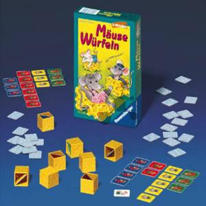 Mäuse Würfeln Spielanleitung