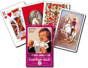 Magic Cards Rainbow Deck