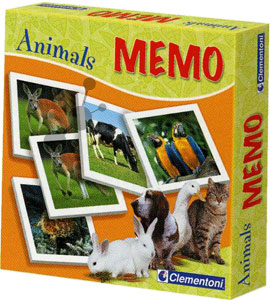 Memo Kompakt - Animals