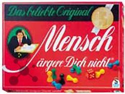 Mensch ärgere Dich nicht (Kunststoff)