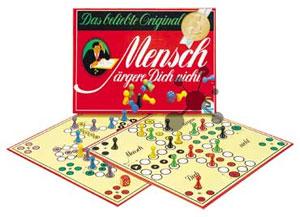 Mensch ärgere Dich nicht, Jubiläumsausgabe (Holz) (49020)