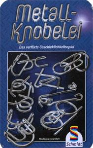 Metall Knobelei Lösungsblatt