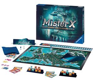 Mister X - Flucht durch Europa