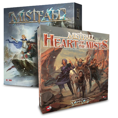 Mistfall & Heart of the Mists - Bundle (engl.)