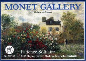 Monet Gallery Patience