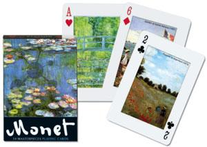 Monet Spielkarten