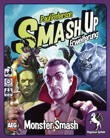 Smash Up! - Monster Smash Erweiterung (dt.)