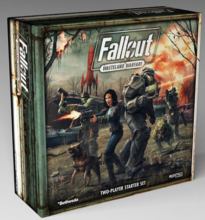 Fallout: Wasteland Warfare - Two Player Starter Set (engl.)
