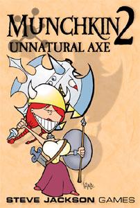 Munchkin 2 - Unnatural Axe (engl.)