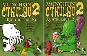 Munchkin Cthulhu 2 - Kuhthulhus Ruf