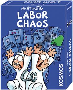 Nicht lustig - Labor Chaos