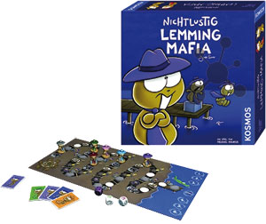 Nicht lustig - Lemming Mafia