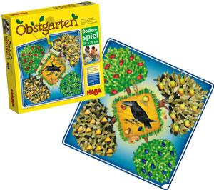 Obstgarten - Bodenspiel