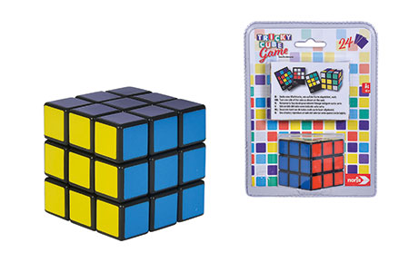 Zauberwürfel - Tricky Cube Game