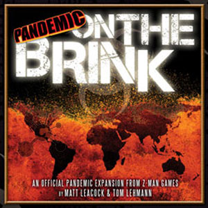 Pandemic - On the Brink (engl.)