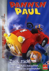 Pannen Paul Reisespiel