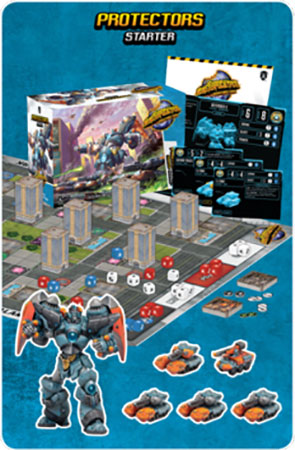 Monsterpocalypse – Protectors Starter Set (engl.)