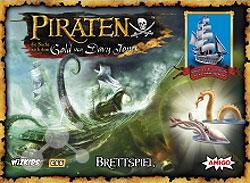 Piraten-Brettspiel Davy Jones