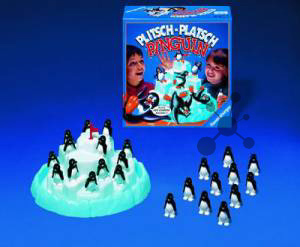 Plitsch-Platsch Pinguin