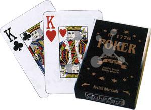 Pokerkarten No 1776