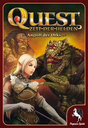 Quest - Angriff der Orks