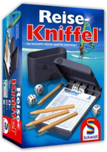 Reise-Kniffel mit Zusatzblock