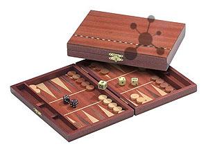 Reisebackgammon Epirus - mini plus (1302)