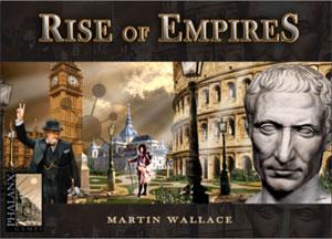 Rise of Empires (Verpackungsbeschädigt)