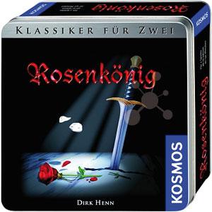Rosenkönig - Metallbox