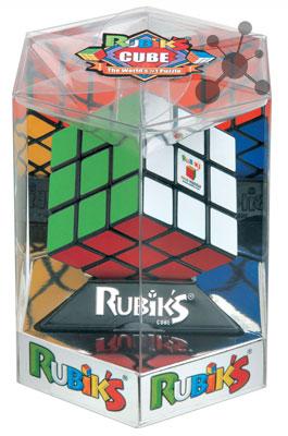 Rubik`s Cube Silver Edition