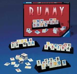 Rummy Spiel
