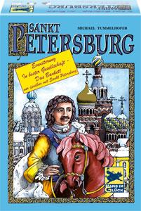 Sankt Petersburg - In bester Gesellschaft und das Bankett
