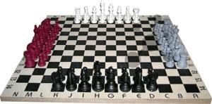 2 Spieler Schach