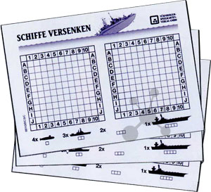 Schiffe Versenken Spiel