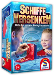 Schiffe versenken - mittel (Schmidt)