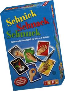 Schnack schnuck schnick Schnick Schnack