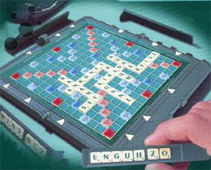Scrabble Magnet Spiel | Scrabble Magnet kaufen