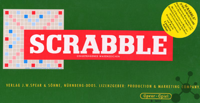 Scrabble - Jubiläumsausgabe