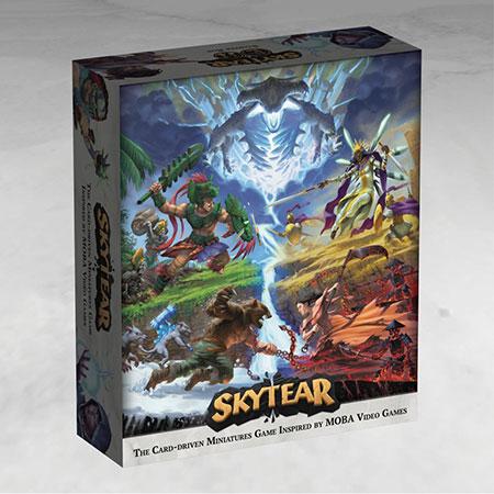 Skytear Kickstarter Box Season One (French)