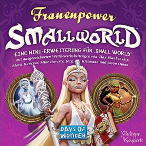 Small World - Frauenpower