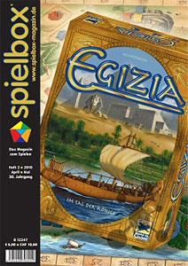 spielbox 2/2010 englische Ausgabe