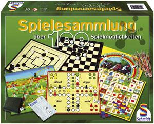 Spielesammlung 100 (Schmidt)