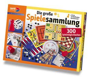 Noris Spielesammlung Anleitung