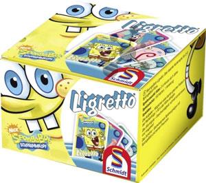 SpongeBob - Ligretto