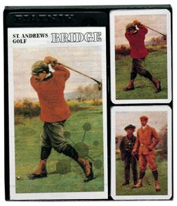 St. Andrews Golf Bridgeset kompakt