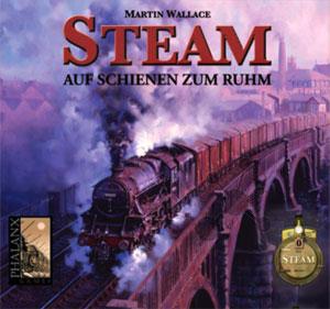 Steam - Auf Schienen zum Ruhm