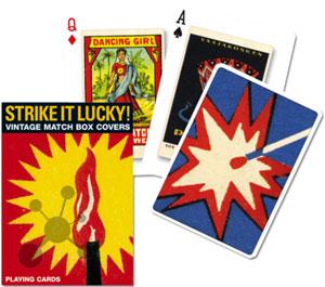 Strike it Lucky! Spielkarten